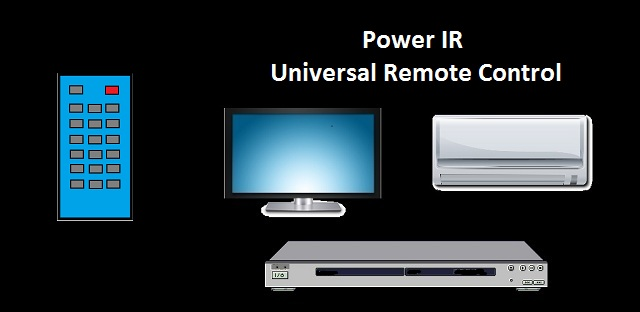 Power IR - Super IR - Universal Remote Control Android
